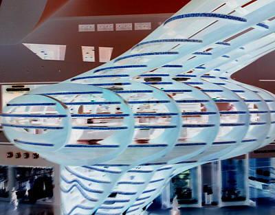 Modern Mall Poster