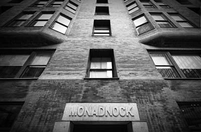 Monadnock Building Poster