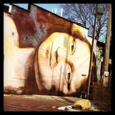 Mona's Facial Expression Poster