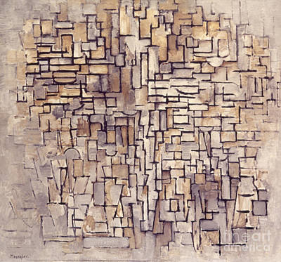 Mondrian: Composition, 1913 Poster by Granger