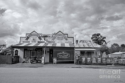 Poster featuring the photograph Monegeetta General Store by Linda Lees