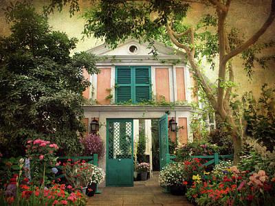 Monet Home Poster