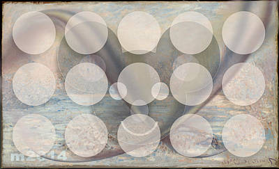 Monet Le Givre Poster