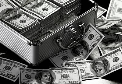 Money Bag Poster