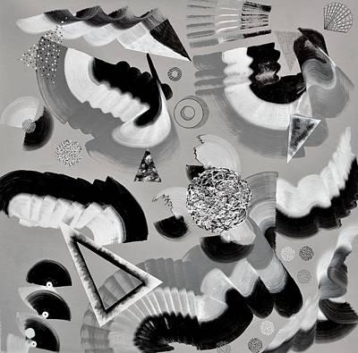 Monochrome Poster by Sumit Mehndiratta