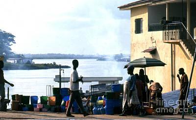 Monrovia Liberia 1971 Poster