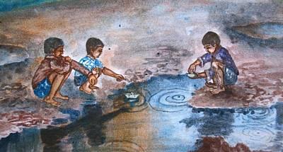 Monsoon Children Poster