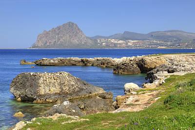 Monte Cofano - Sicily Poster