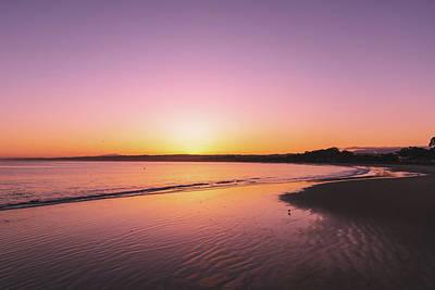 Monterey Beach Poster