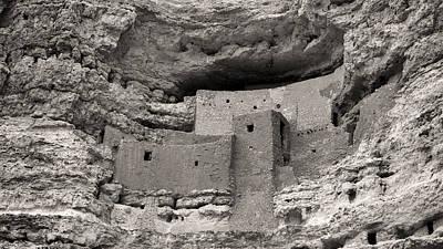 Montezuma's Castle Poster