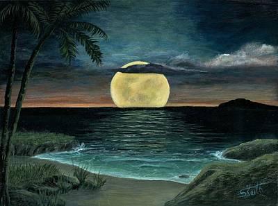 Moon Of My Dreams IIi Poster