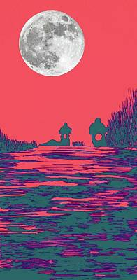 Moon Racers Poster