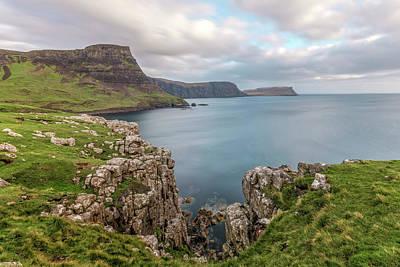 Moonen Bay - Isle Of Skye Poster