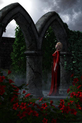 Moonlight Poster by Melissa Krauss