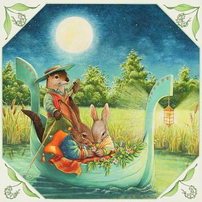 Moonlight Romance Poster