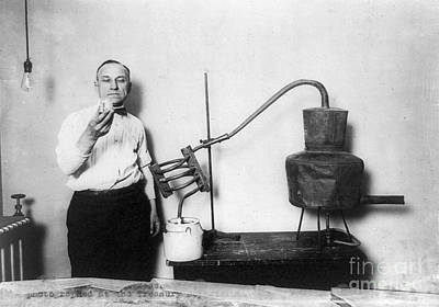 Moonshine Distillery, 1920s Poster by Granger