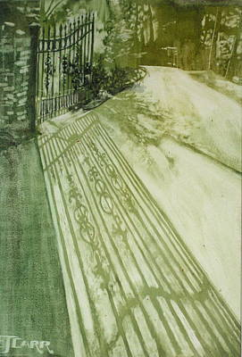 Morning Light Poster by Elizabeth Carr