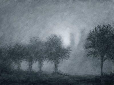Morning Mist 2 Poster