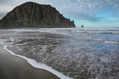 Morro Rock Landscape Poster