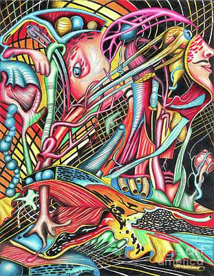 Mortal Fiber Poster