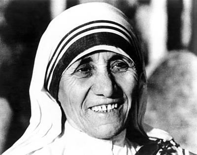 Mother Teresa, Circa 1979 Poster