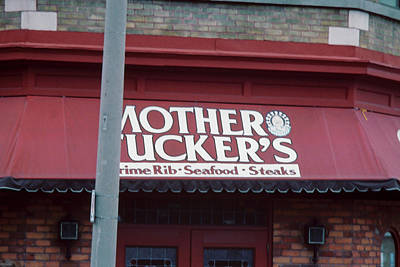 Mother Tuckers Poster
