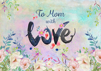 Mother's Day Love Poster