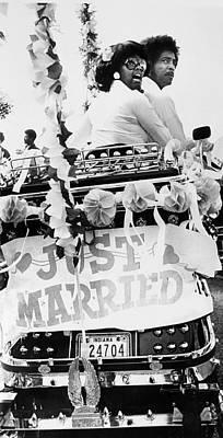 Motorcycle Wedding, 1978 Poster
