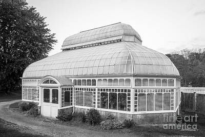Mount Holyoke College Talcott Greenhouse Poster by University Icons