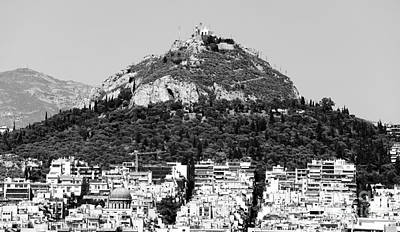 Mount Lykavittos Poster