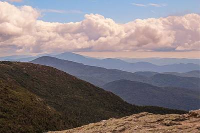 Mount Mansfield Vermont Poster