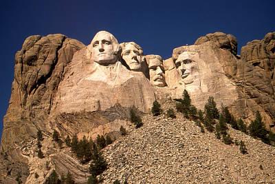 Mount Rushmore National Monument South Dakota Poster