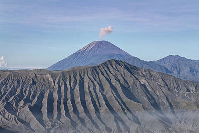 Mount Semeru - Java Poster