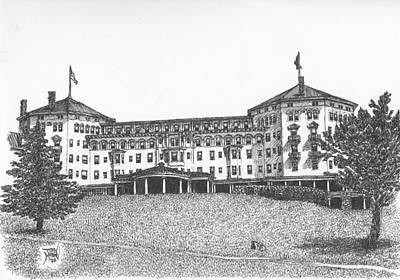 Mount Washington Hotel Number Three Poster