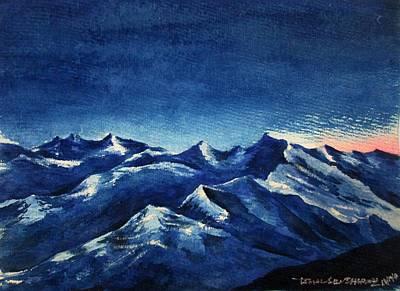 Mountain-4 Poster