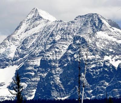 Mountain Snow Poster