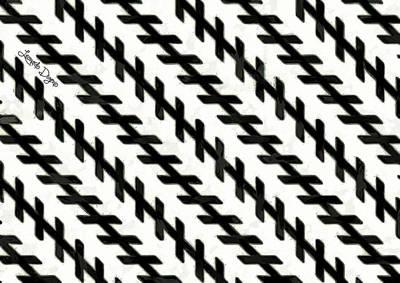 Moving Illusion Poster by Leonardo Digenio