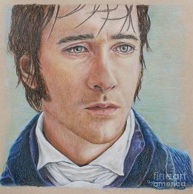 Mr. Darcy Poster