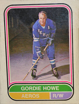Mr Hockey Poster