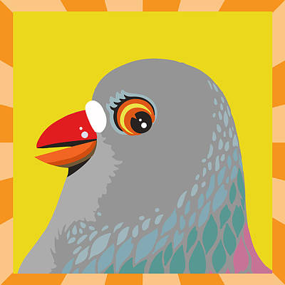 Mr. Pigeon Poster