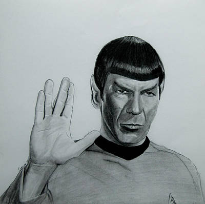 Mr. Spock Poster