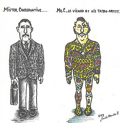 Mr.c Poster