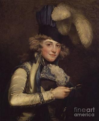 Mrs Dorothy Jordan Poster