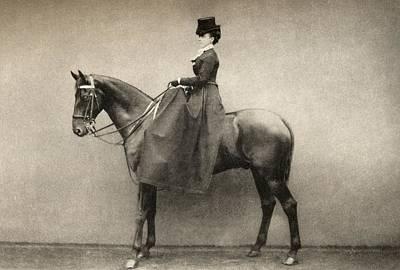 Mrs. Emily Monroe Dickinson 1841 -1918 Poster