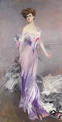Mrs. Howard-johnston Poster by Celestial Images