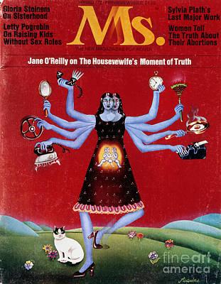 Ms. Magazine, 1972 Poster