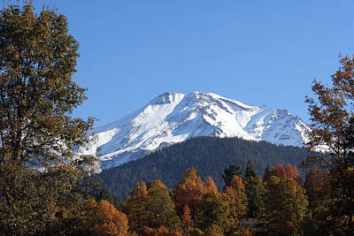 Mt. Shasta Framed Poster