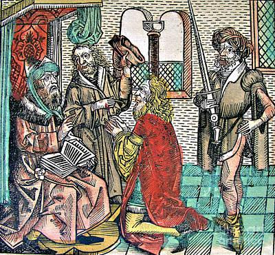 Muhammad, Nuremberg Chronicle, 1493 Poster