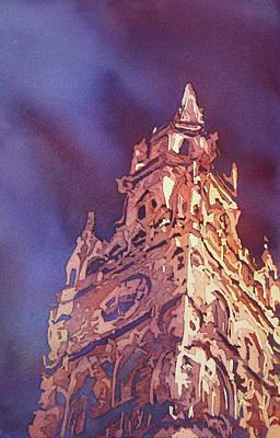 Munich Rathaus Poster