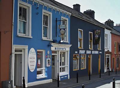 Murphys Ice Cream Dingle Ireland Poster